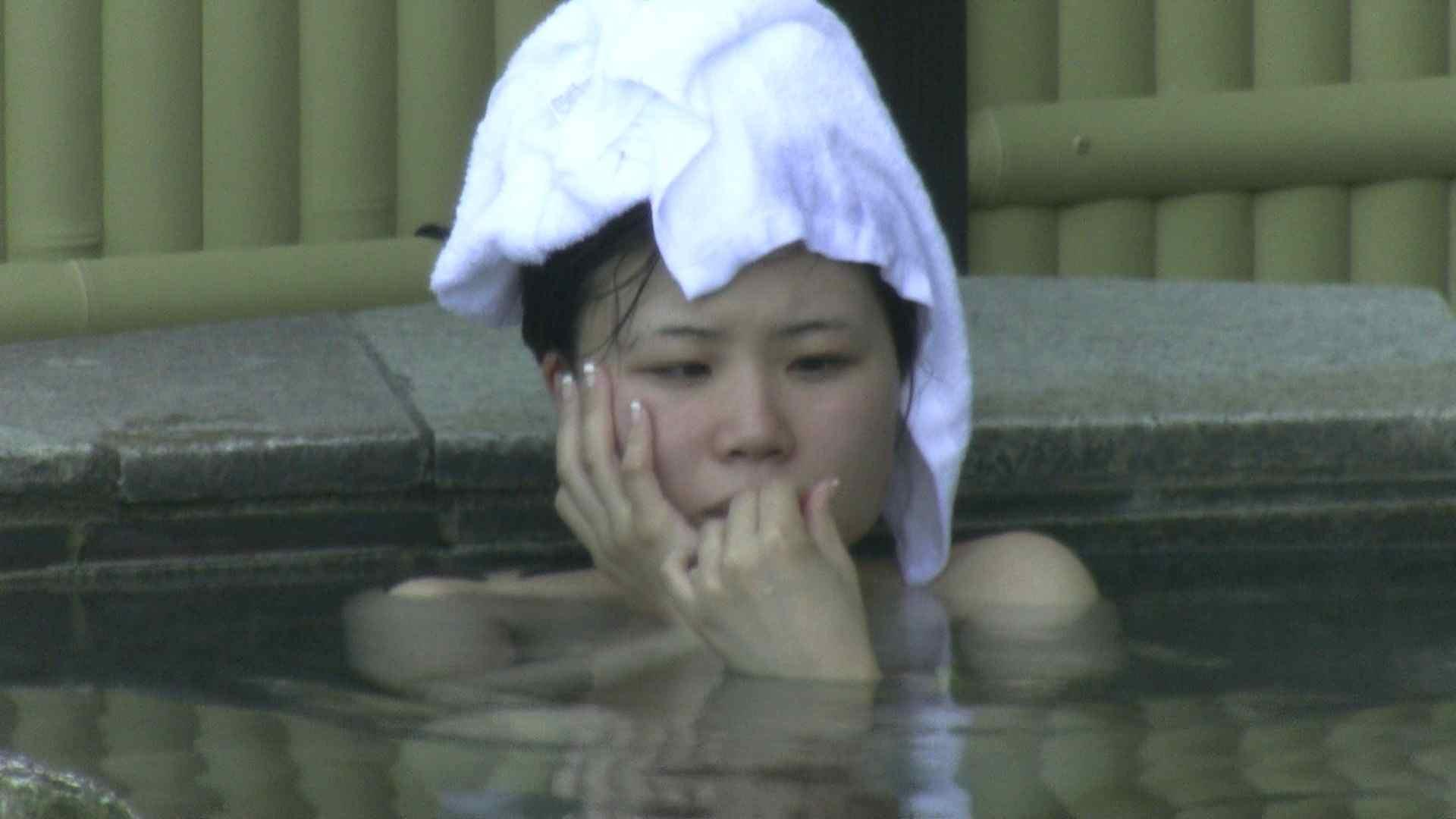 Aquaな露天風呂Vol.183 盗撮師作品 エロ無料画像 105pic 8