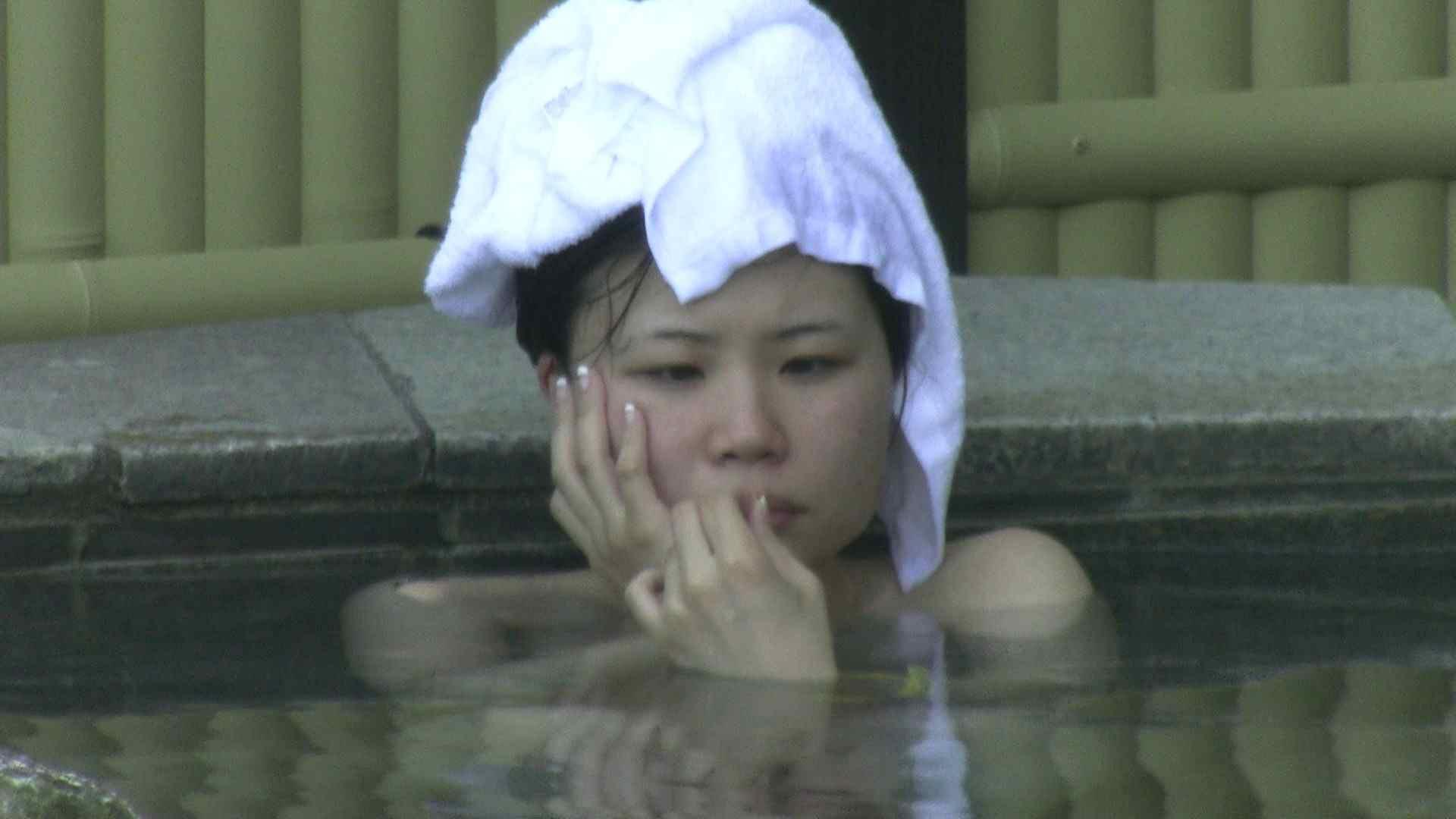 Aquaな露天風呂Vol.183 美しいOLの裸体  105pic 9