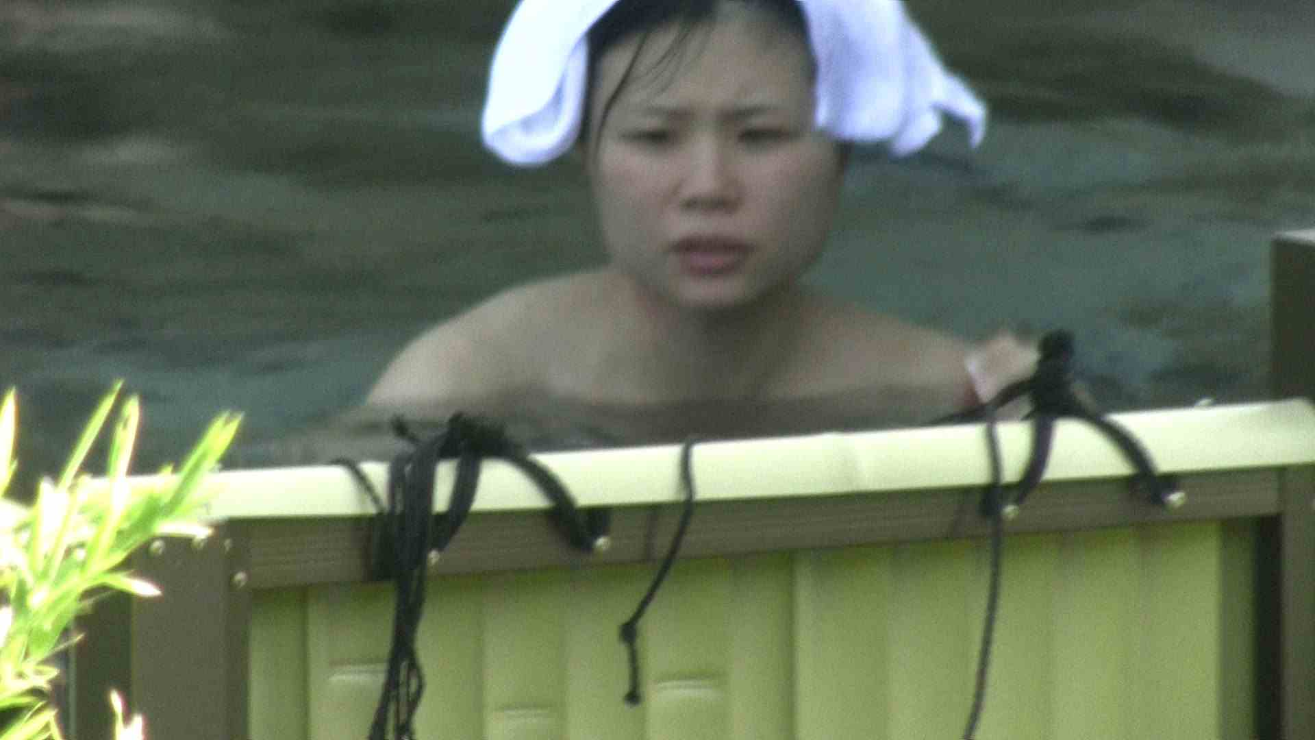 Aquaな露天風呂Vol.183 美しいOLの裸体   露天風呂突入  105pic 25