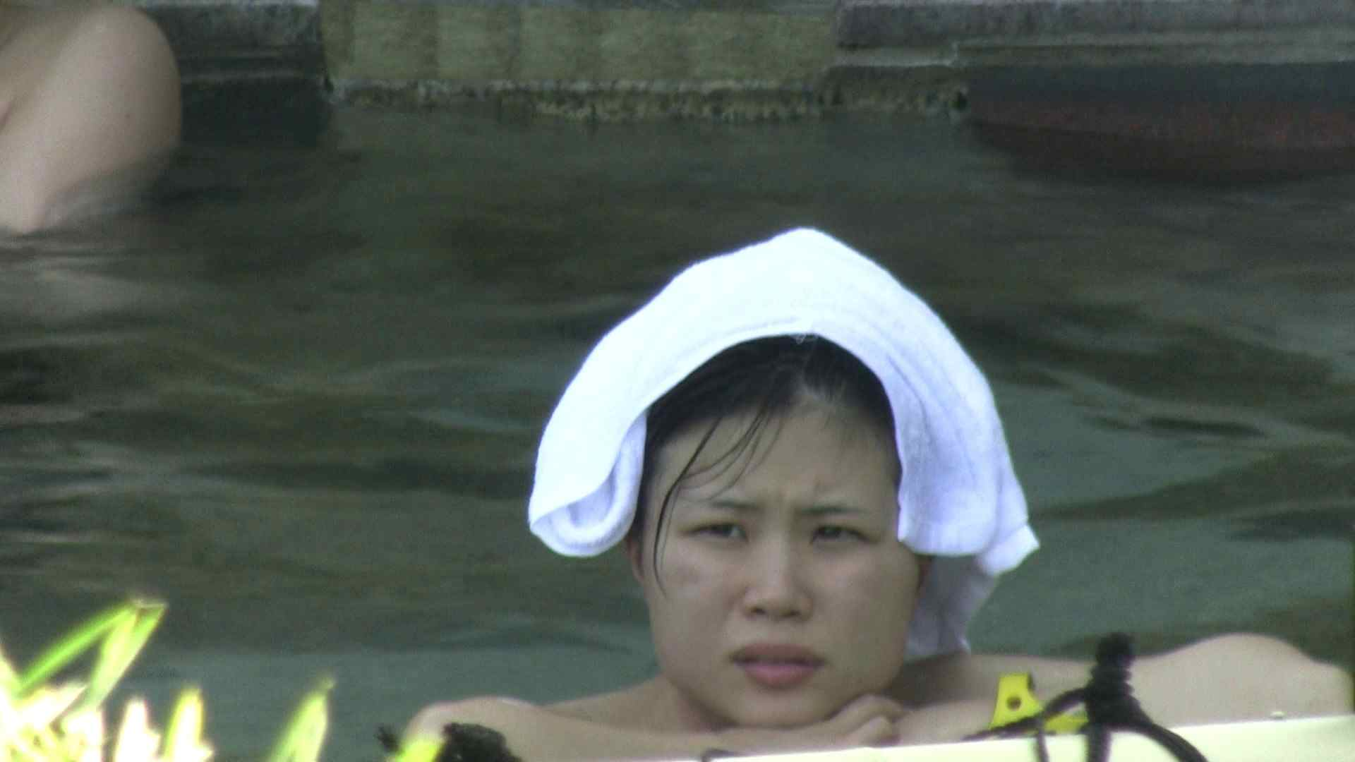 Aquaな露天風呂Vol.183 美しいOLの裸体   露天風呂突入  105pic 31