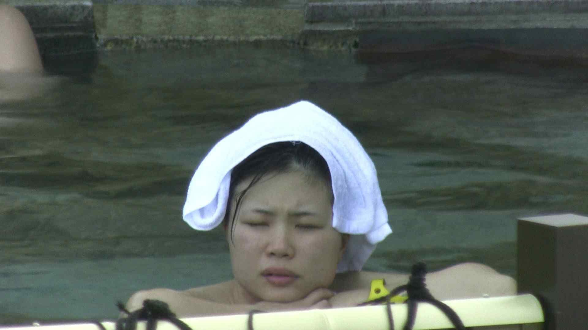 Aquaな露天風呂Vol.183 美しいOLの裸体   露天風呂突入  105pic 40