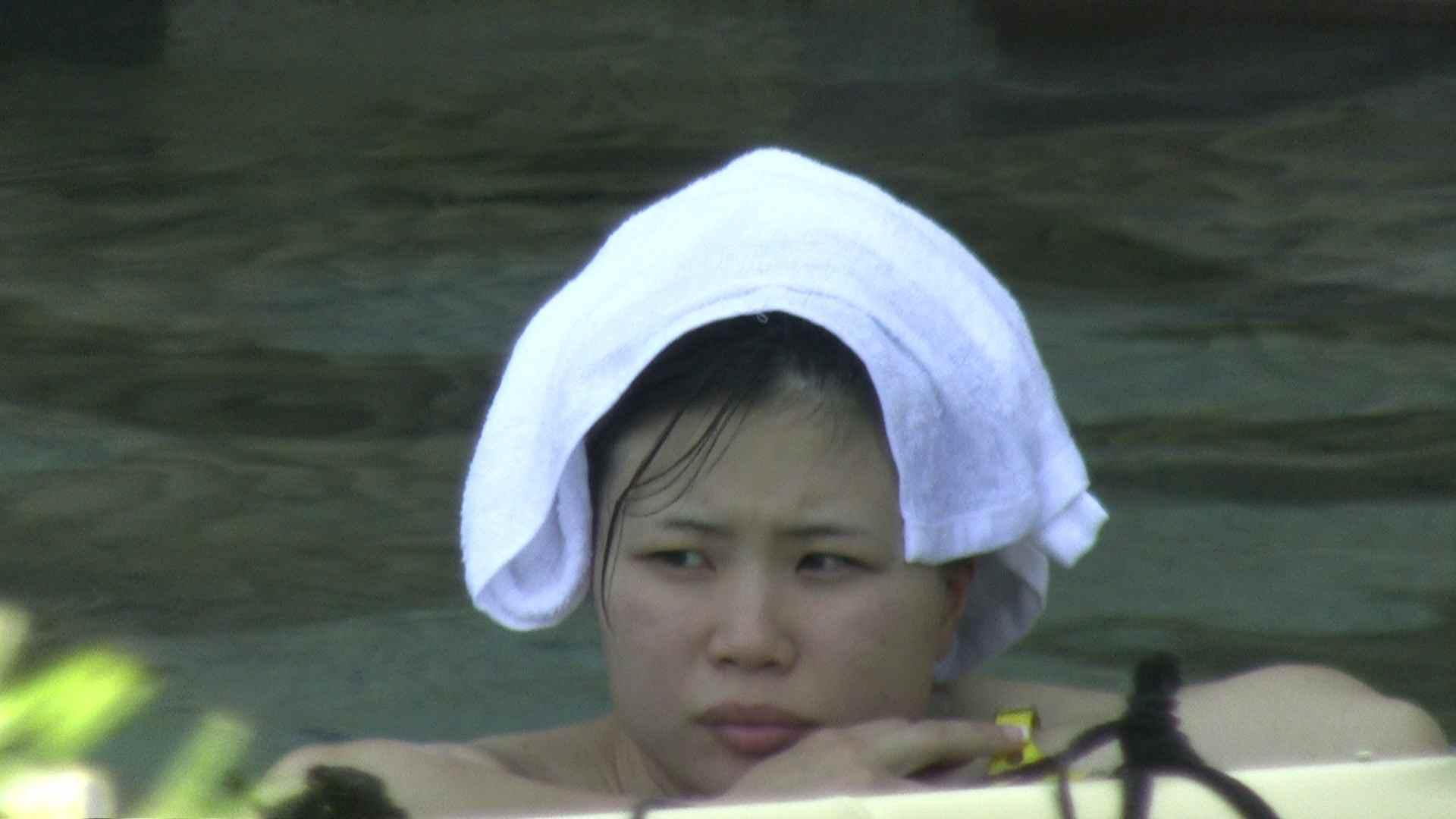 Aquaな露天風呂Vol.183 美しいOLの裸体   露天風呂突入  105pic 49