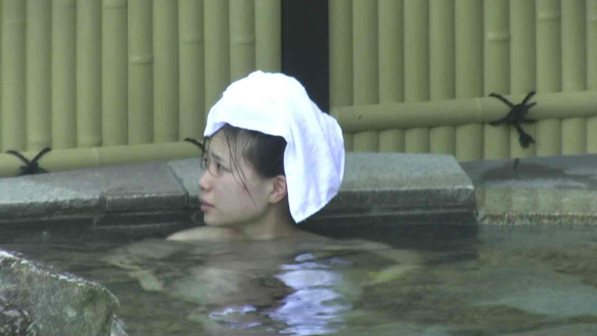 Aquaな露天風呂Vol.183 盗撮師作品 エロ無料画像 105pic 62