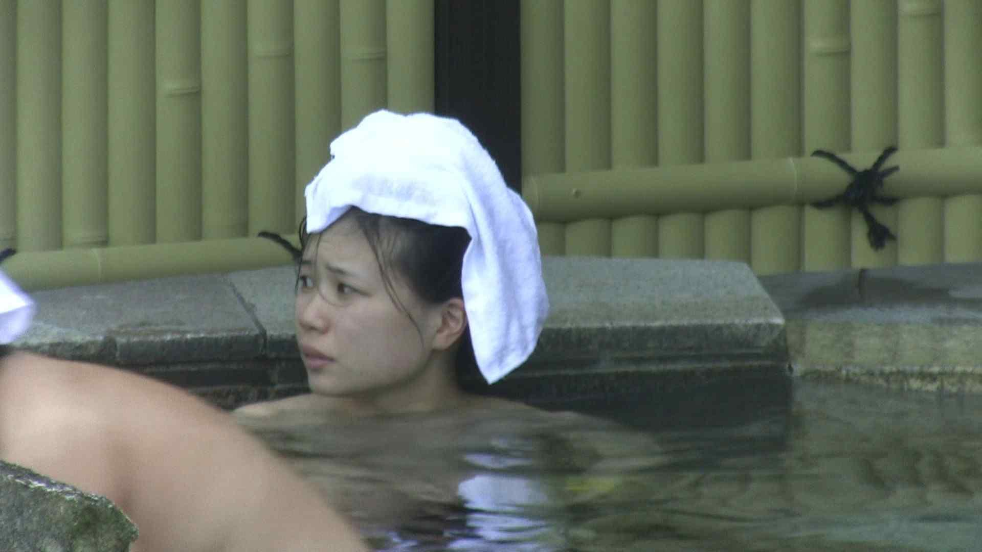 Aquaな露天風呂Vol.183 美しいOLの裸体   露天風呂突入  105pic 64
