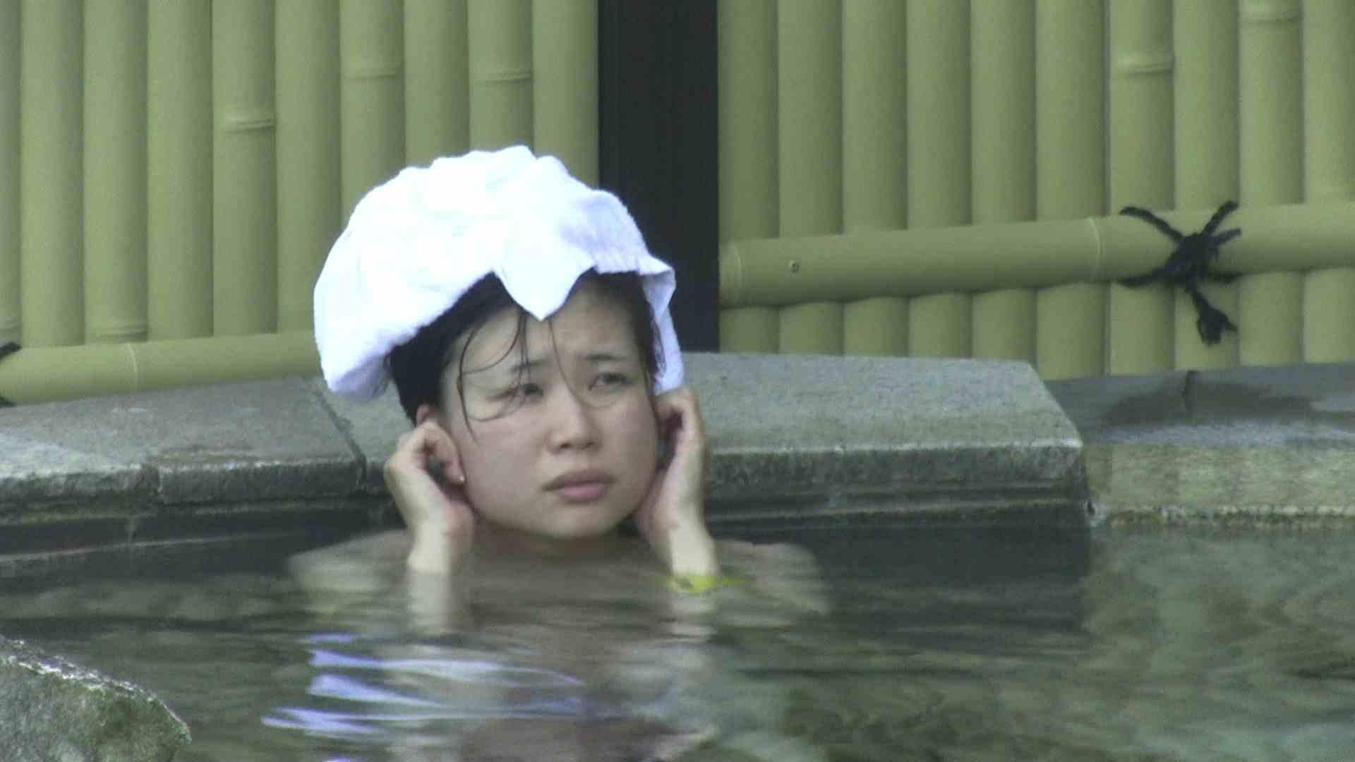Aquaな露天風呂Vol.183 美しいOLの裸体   露天風呂突入  105pic 67