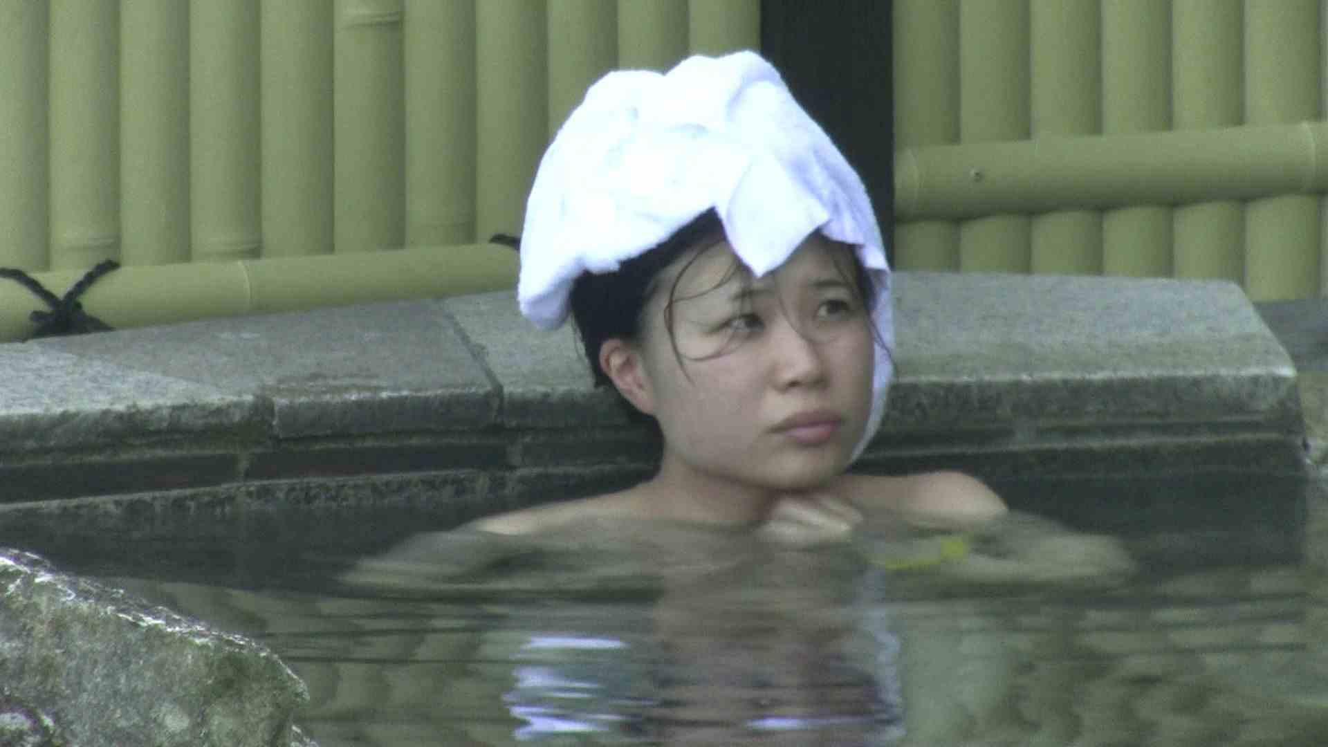 Aquaな露天風呂Vol.183 美しいOLの裸体   露天風呂突入  105pic 76