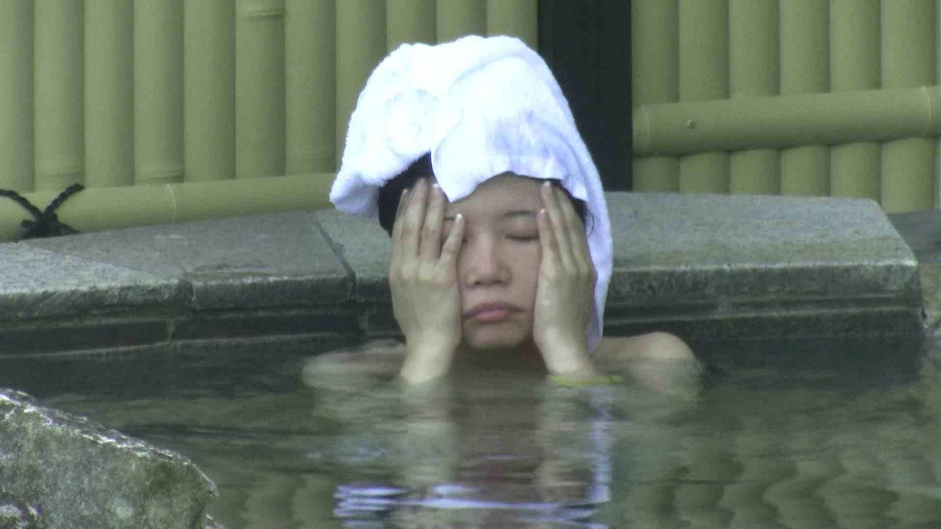 Aquaな露天風呂Vol.183 美しいOLの裸体   露天風呂突入  105pic 94