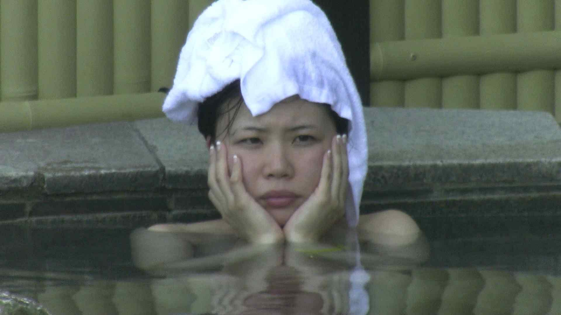 Aquaな露天風呂Vol.183 盗撮師作品 エロ無料画像 105pic 101