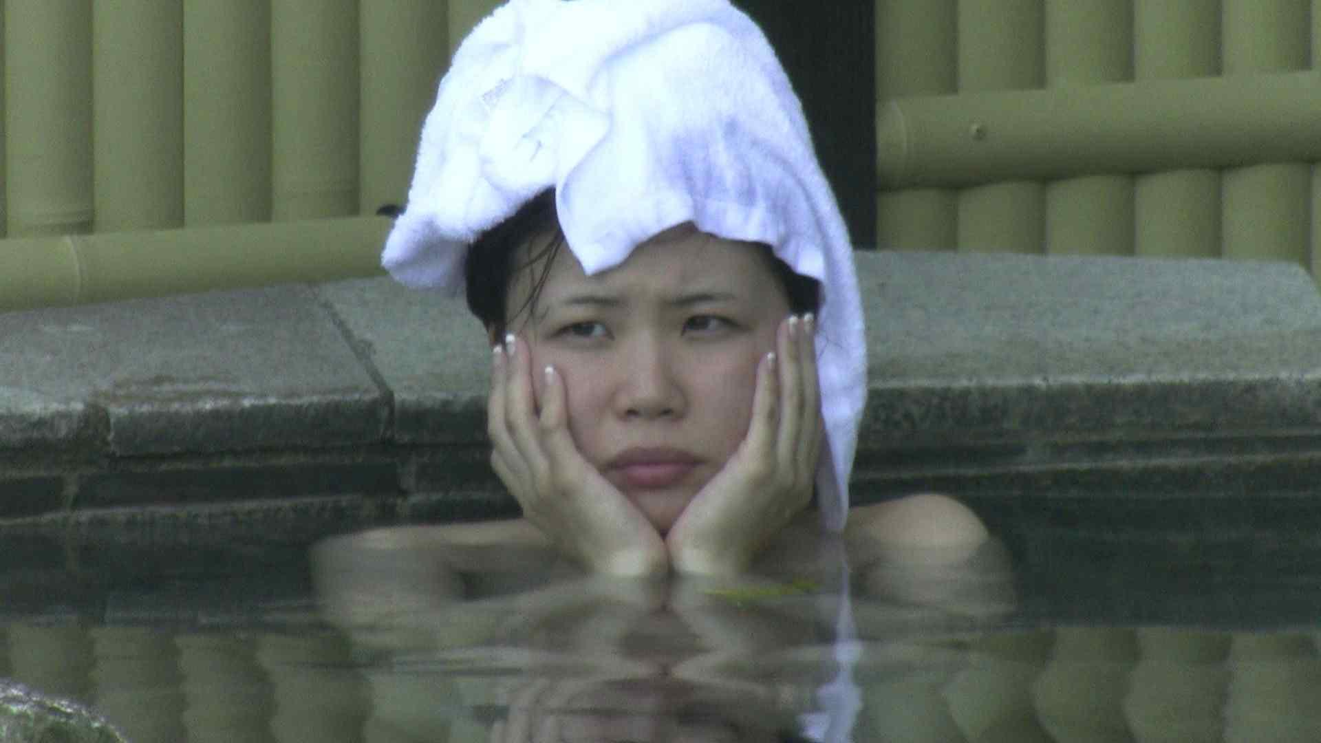 Aquaな露天風呂Vol.183 盗撮師作品 エロ無料画像 105pic 104