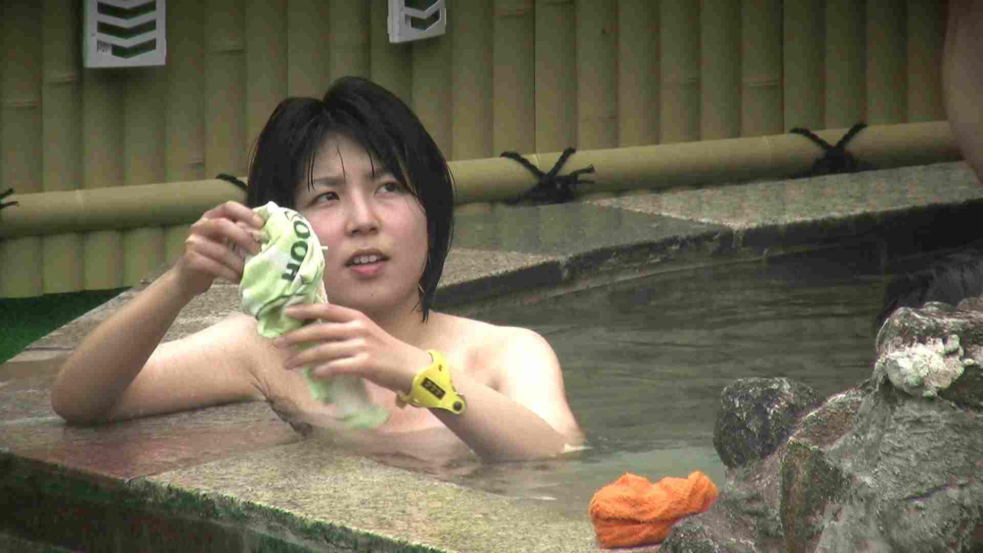 Aquaな露天風呂Vol.188 盗撮師作品 | 美しいOLの裸体  105pic 55
