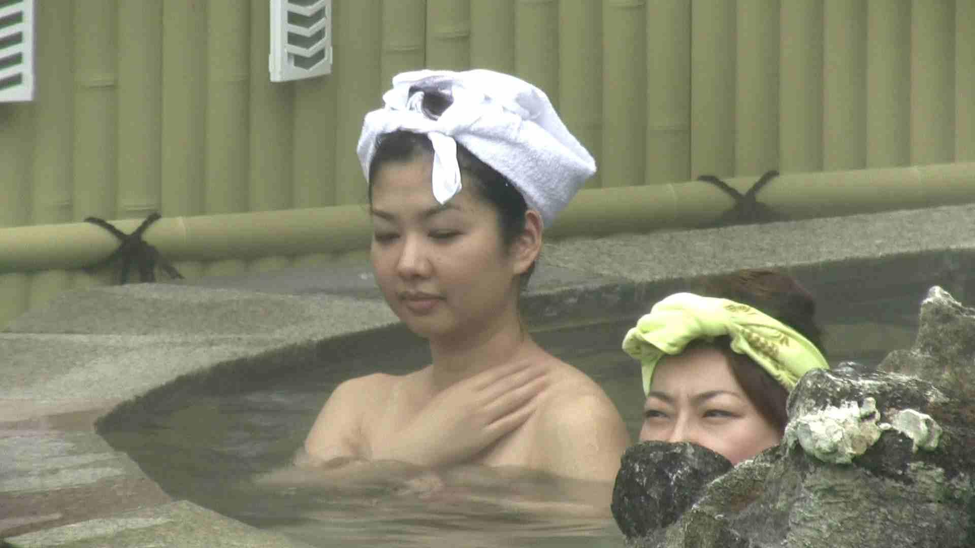 Aquaな露天風呂Vol.192 美しいOLの裸体 えろ無修正画像 101pic 2