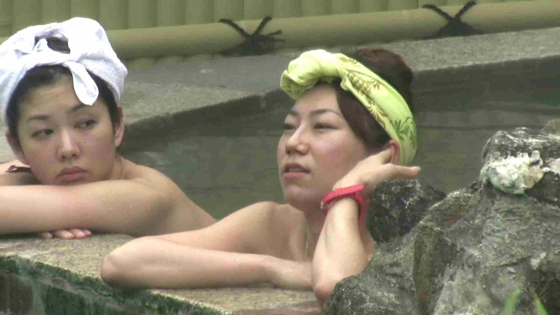 Aquaな露天風呂Vol.192 露天風呂突入 | 盗撮師作品  101pic 46