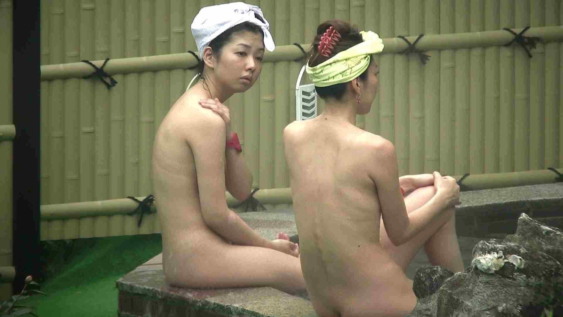 Aquaな露天風呂Vol.192 露天風呂突入  101pic 60