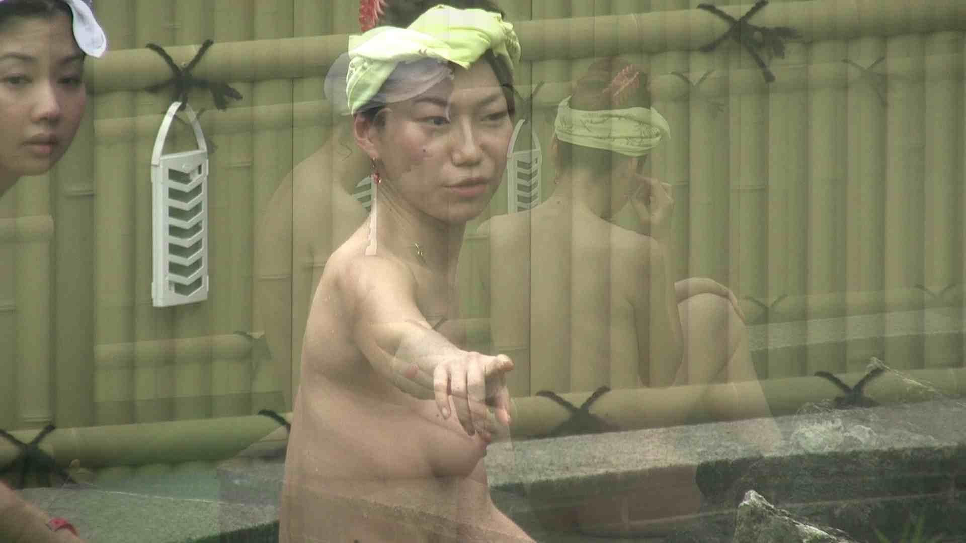 Aquaな露天風呂Vol.192 露天風呂突入 | 盗撮師作品  101pic 64