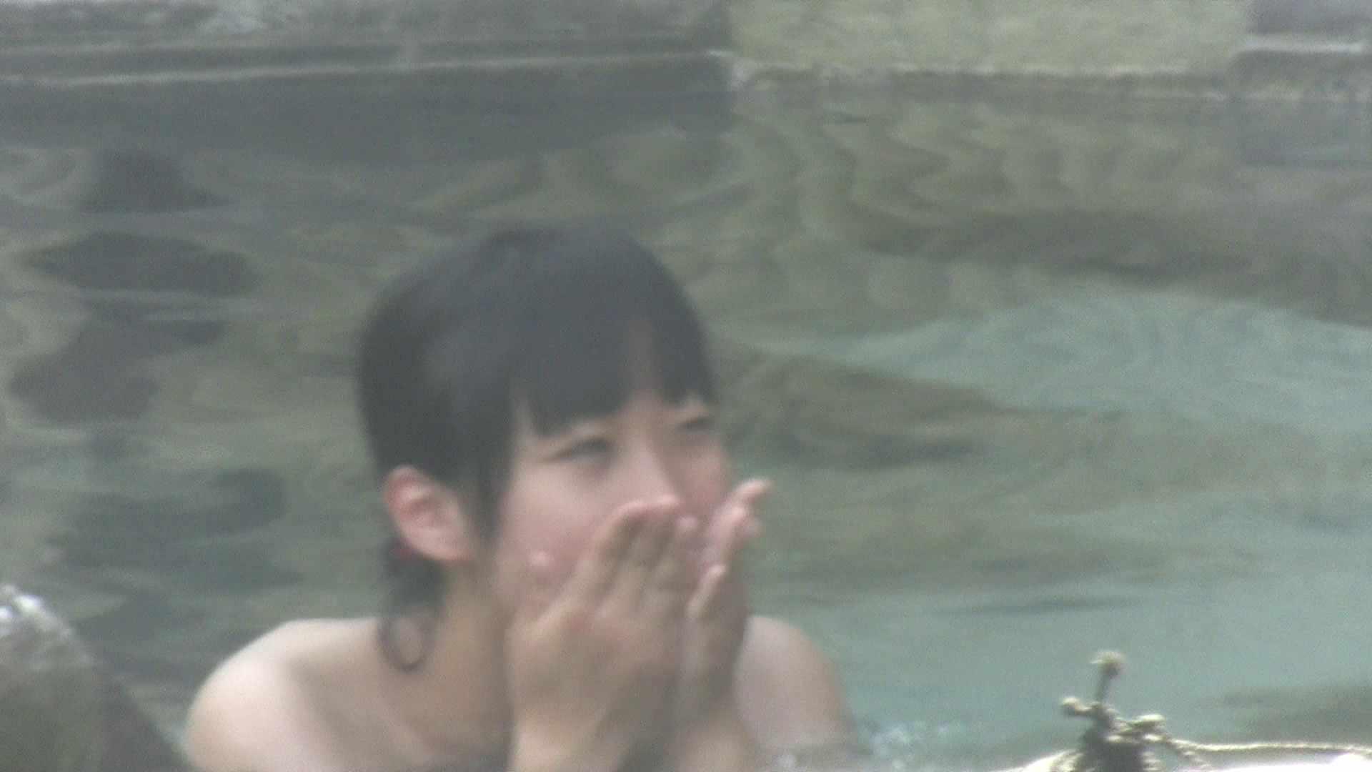 Aquaな露天風呂Vol.196 露天風呂突入 オマンコ無修正動画無料 72pic 50
