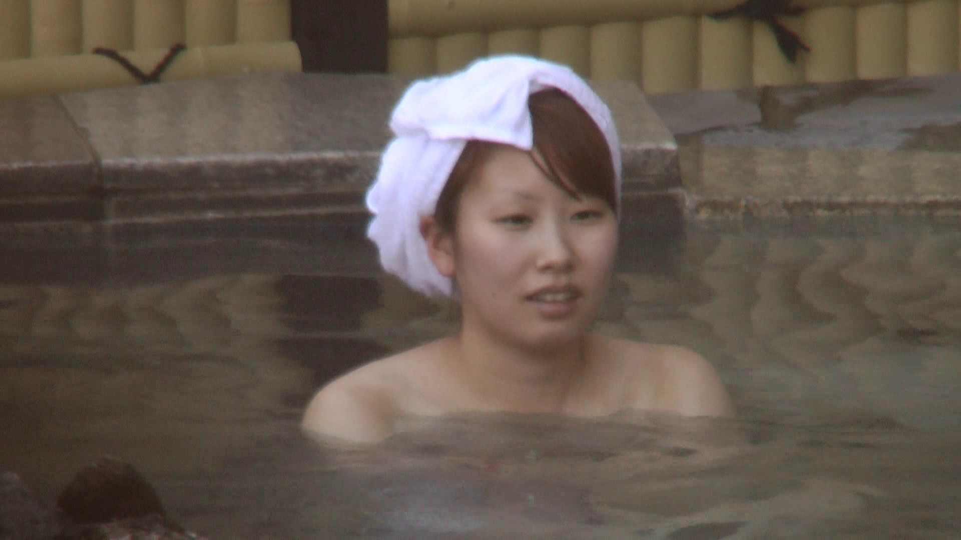 Aquaな露天風呂Vol.210 露天風呂突入 オマンコ動画キャプチャ 75pic 41