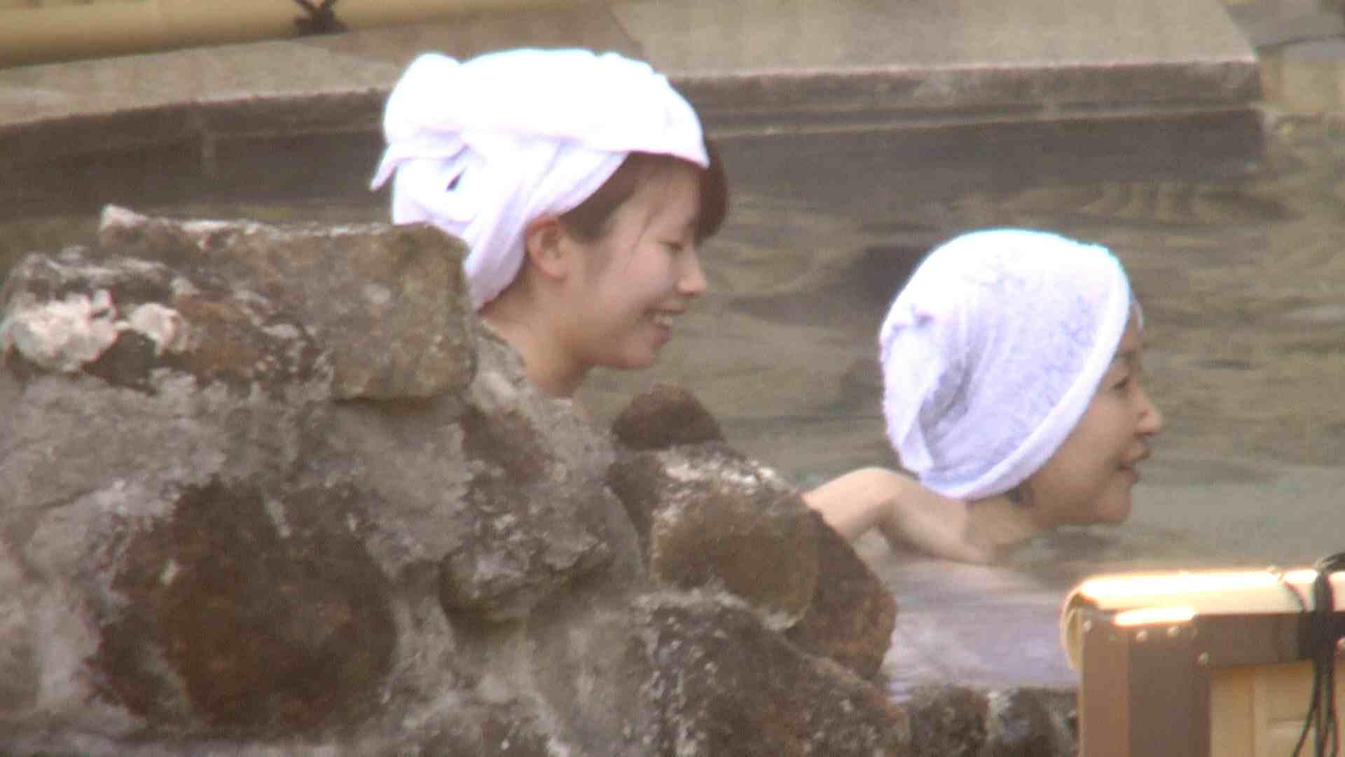Aquaな露天風呂Vol.210 露天風呂突入 オマンコ動画キャプチャ 75pic 71