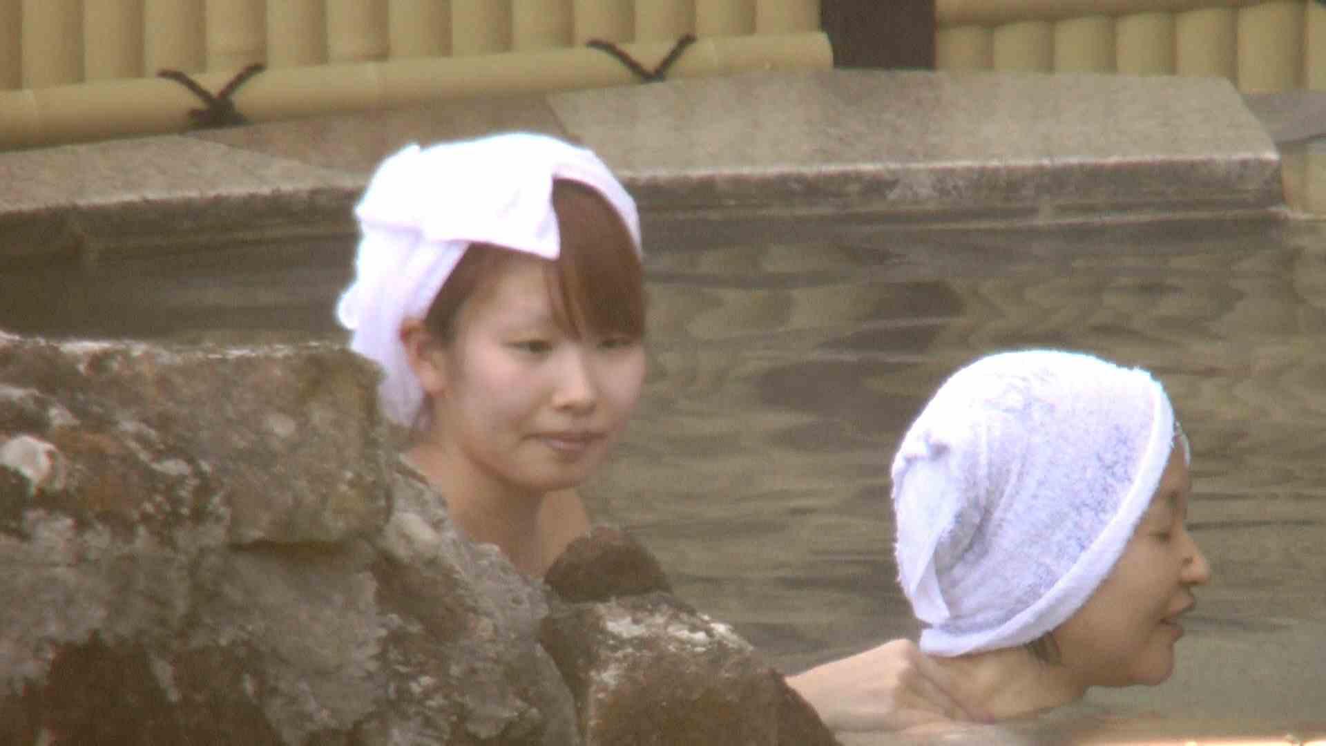 Aquaな露天風呂Vol.210 露天風呂突入 オマンコ動画キャプチャ 75pic 74