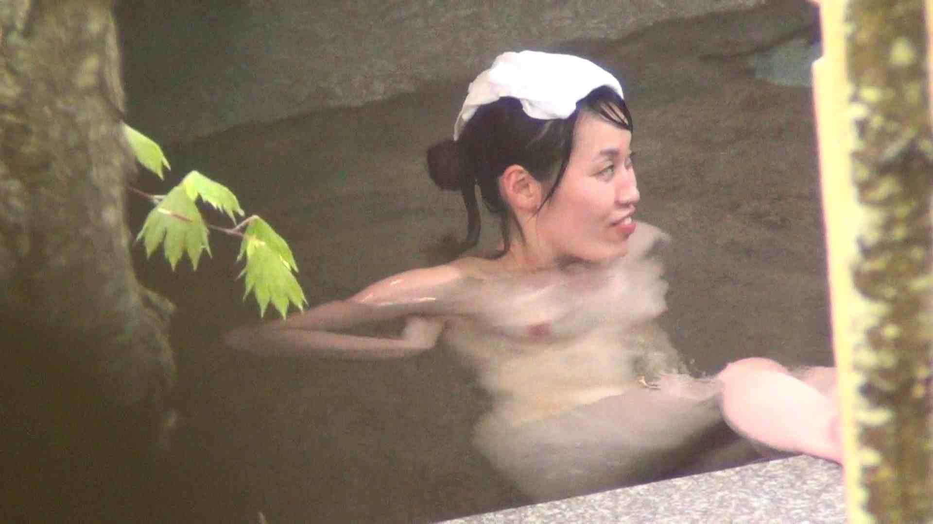 Aquaな露天風呂Vol.235 露天風呂突入  107pic 105