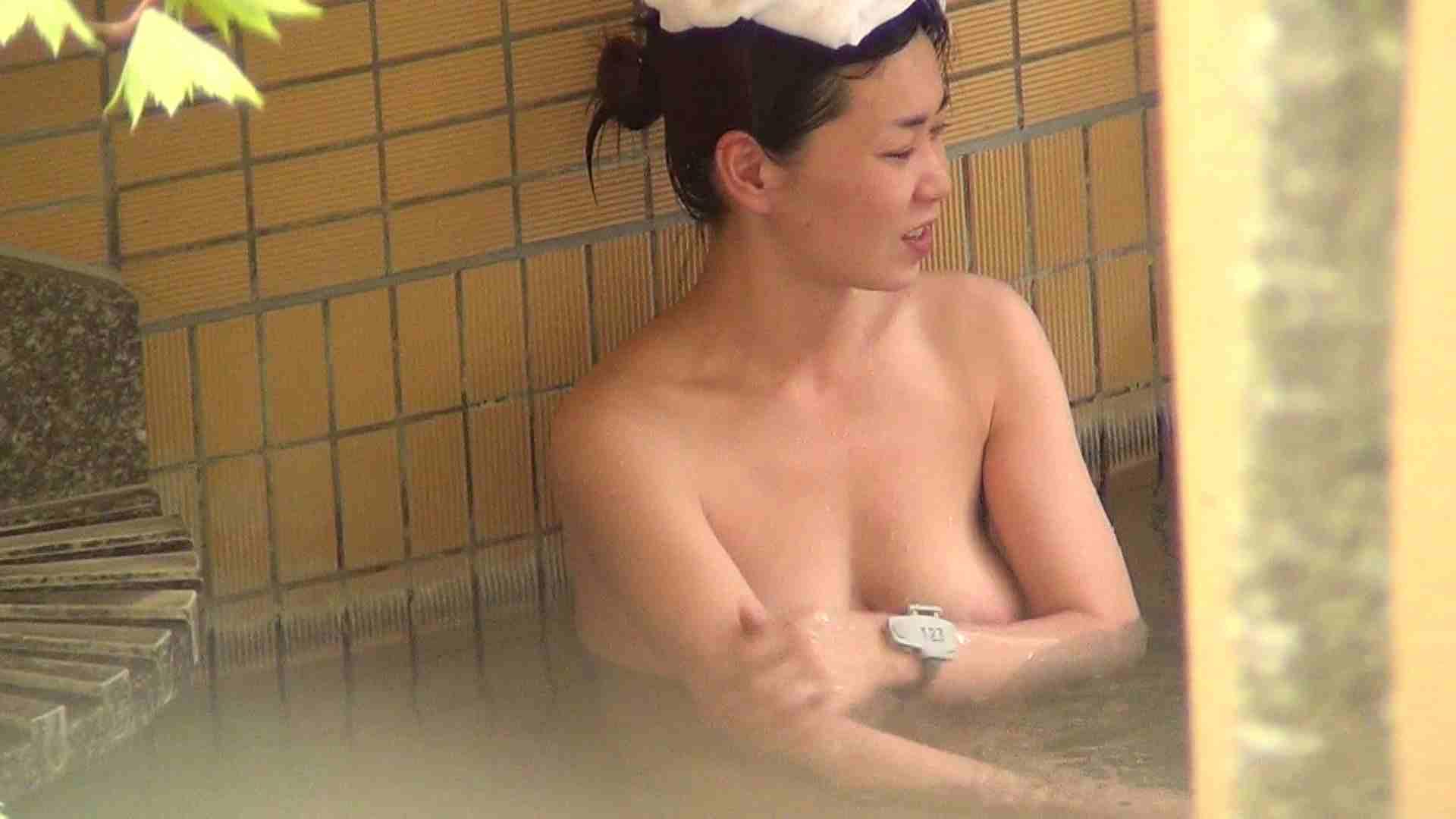 Aquaな露天風呂Vol.238 露天風呂突入 エロ画像 87pic 56