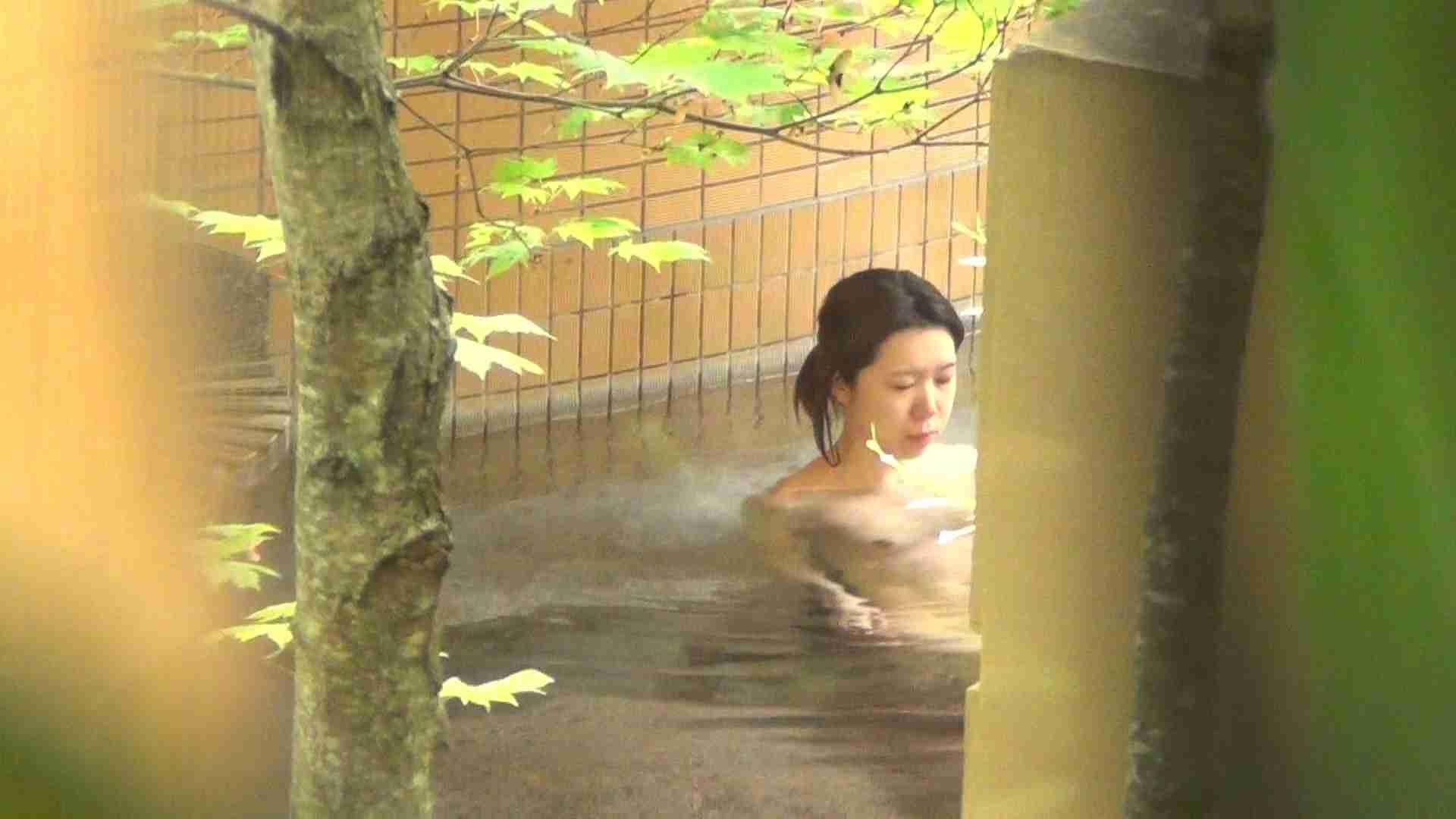 Aquaな露天風呂Vol.247 露天風呂突入 | 美しいOLの裸体  85pic 28