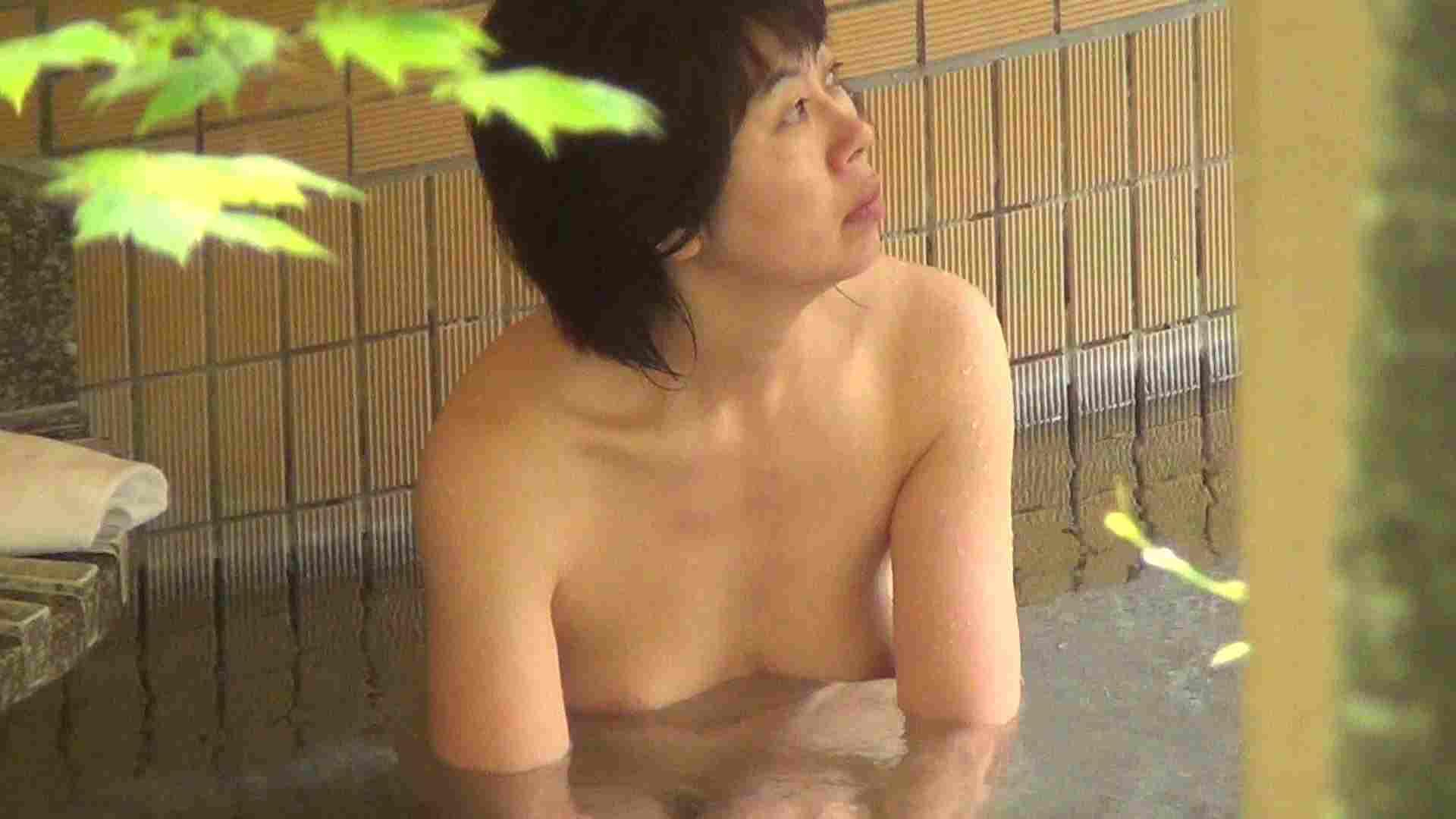 Aquaな露天風呂Vol.247 露天風呂突入  85pic 42