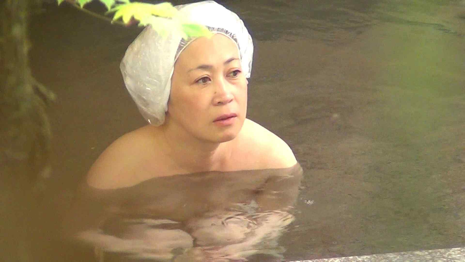 Aquaな露天風呂Vol.247 露天風呂突入  85pic 60