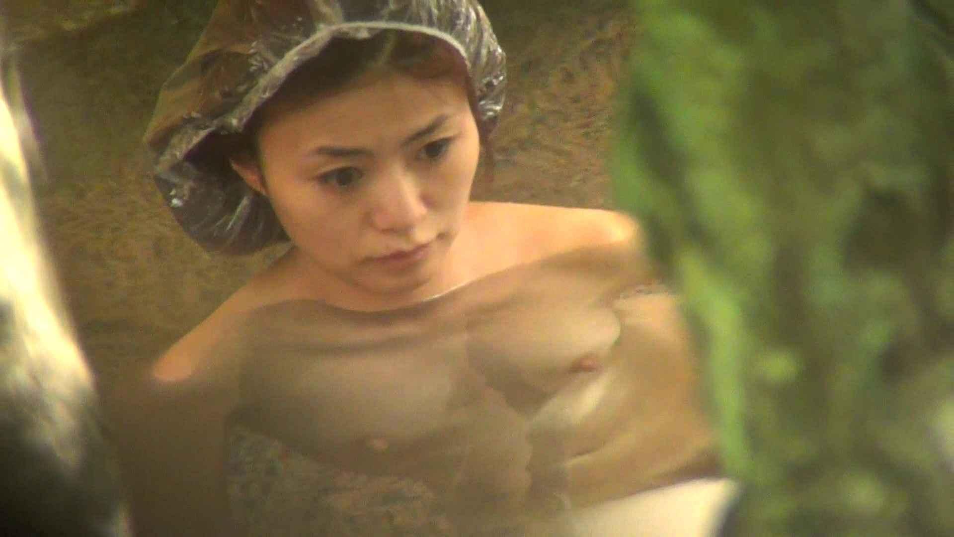 Aquaな露天風呂Vol.264 美しいOLの裸体   露天風呂突入  99pic 22