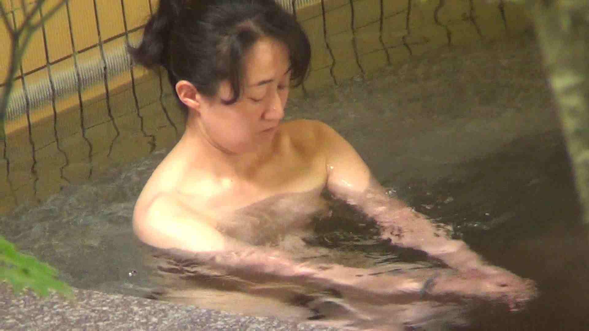 Aquaな露天風呂Vol.264 美しいOLの裸体   露天風呂突入  99pic 34