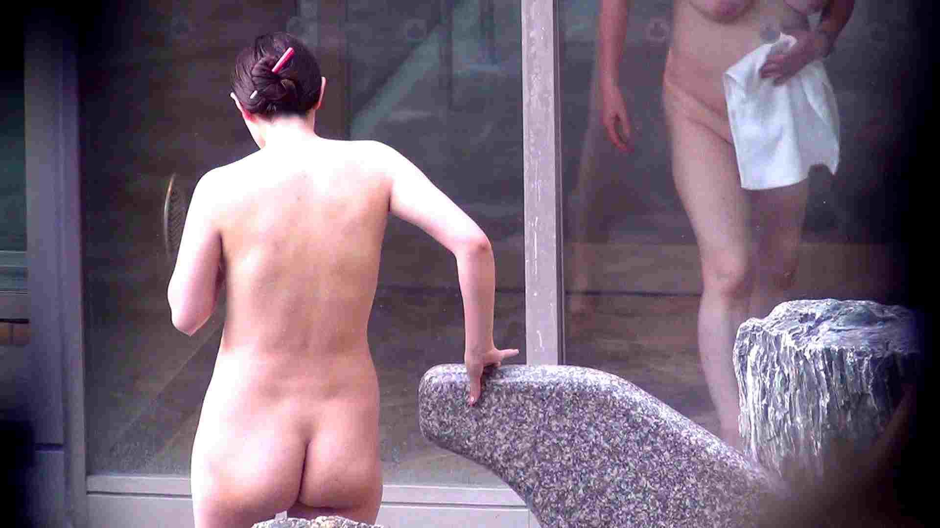 Aquaな露天風呂Vol.289 露天風呂突入 | 美しいOLの裸体  71pic 16