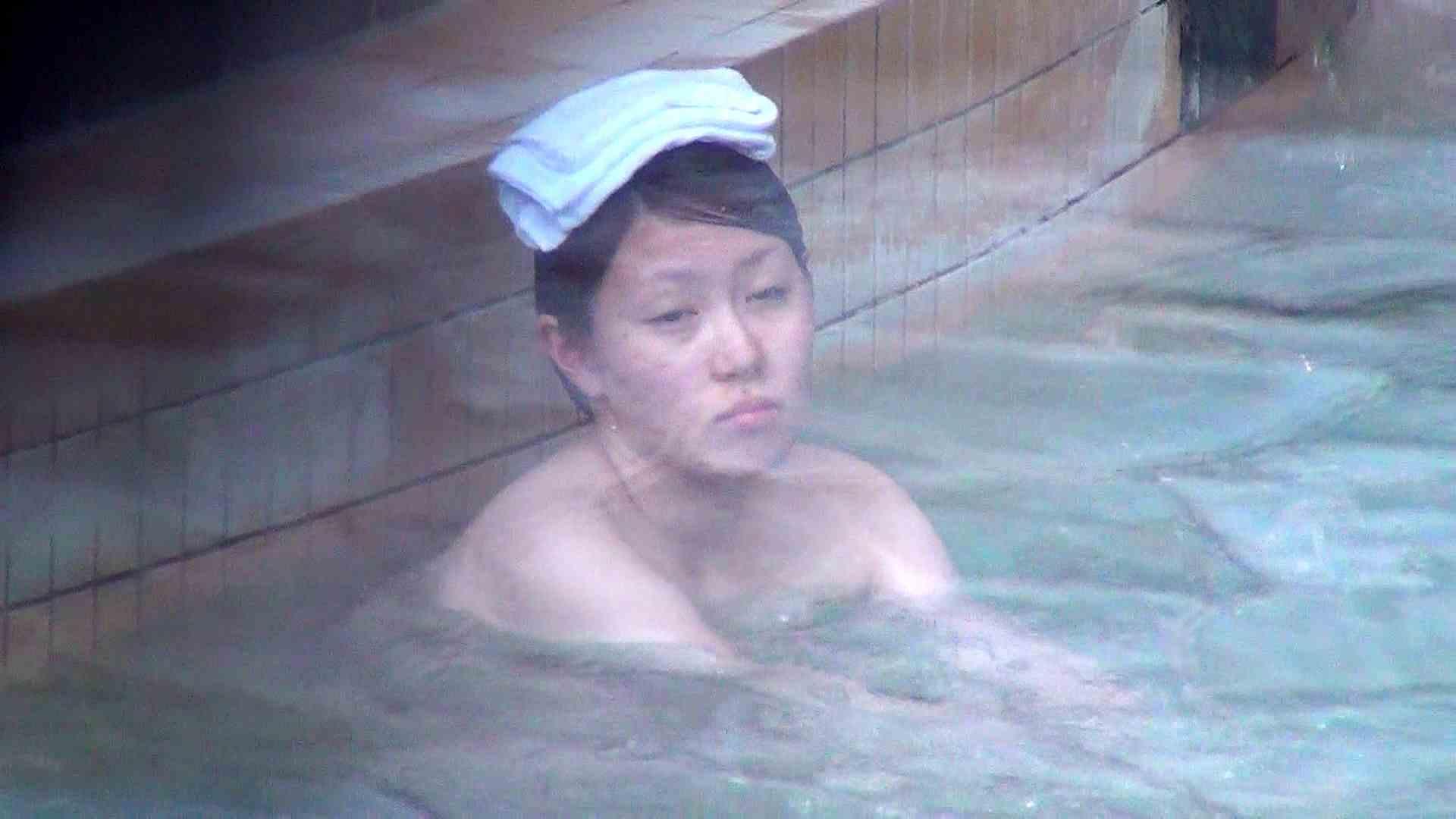 Aquaな露天風呂Vol.289 露天風呂突入 | 美しいOLの裸体  71pic 22