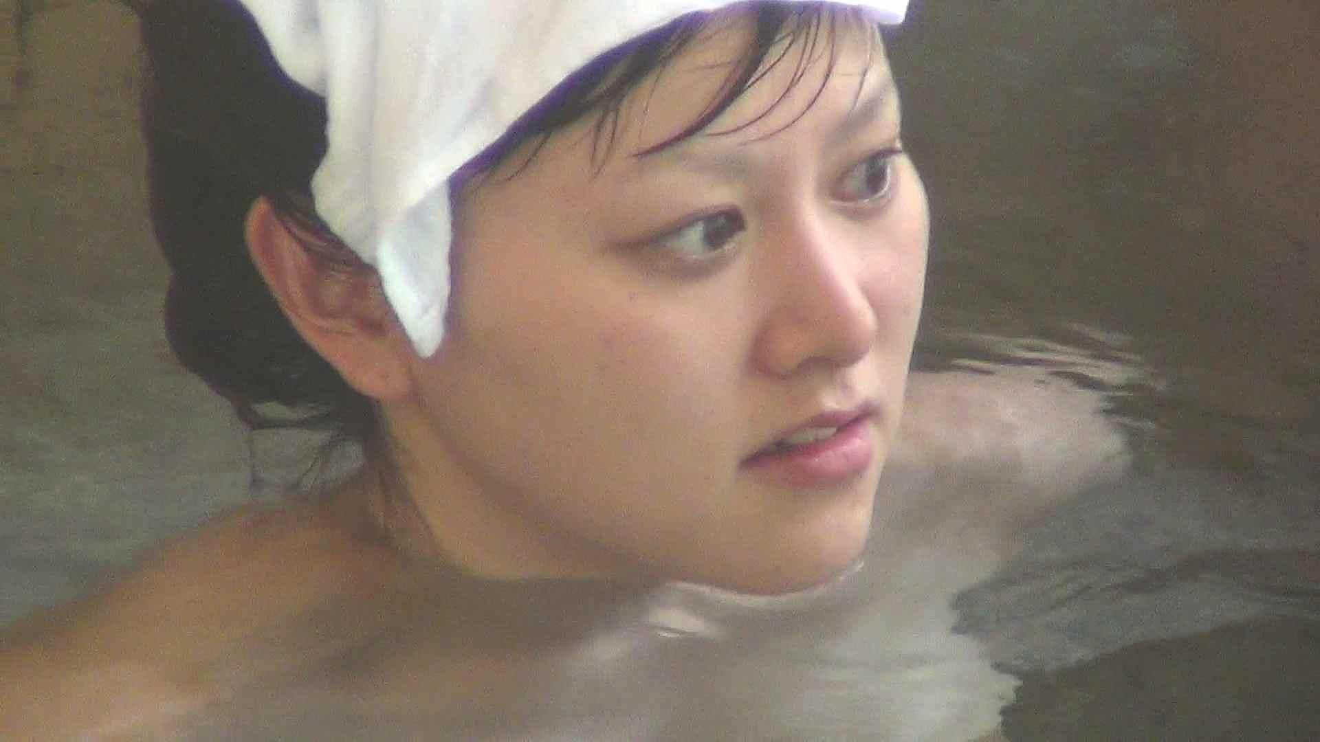 Aquaな露天風呂Vol.302 露天風呂突入 ヌード画像 82pic 62