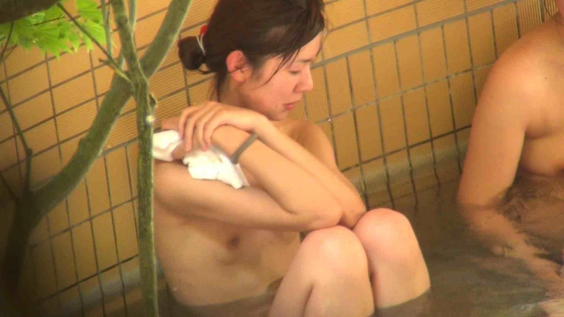 エッチ 熟女|Aquaな露天風呂Vol.307|のぞき本舗 中村屋