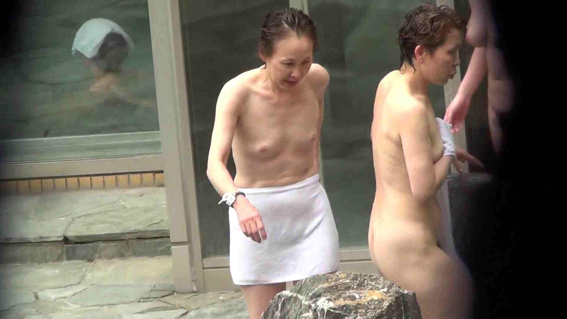 Aquaな露天風呂Vol.312 盗撮師作品   美しいOLの裸体  92pic 64