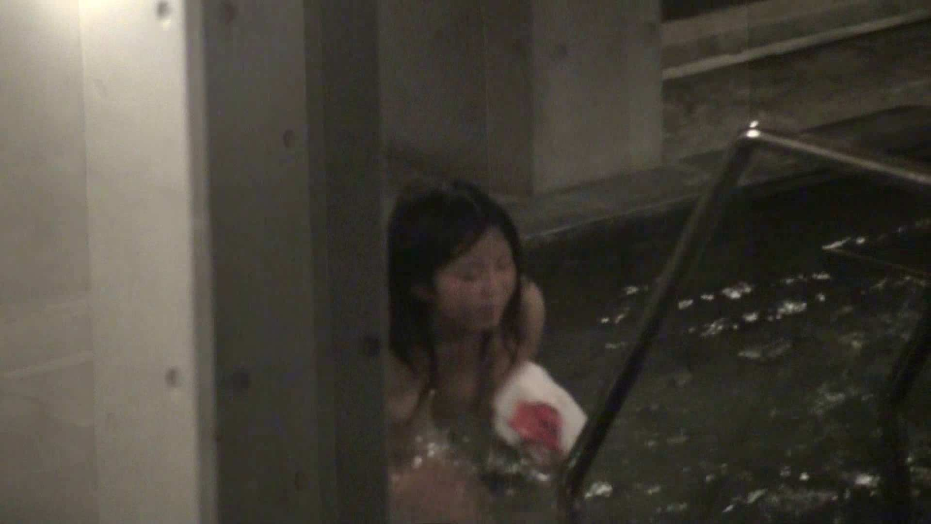 Aquaな露天風呂Vol.326 露天風呂突入  89pic 42
