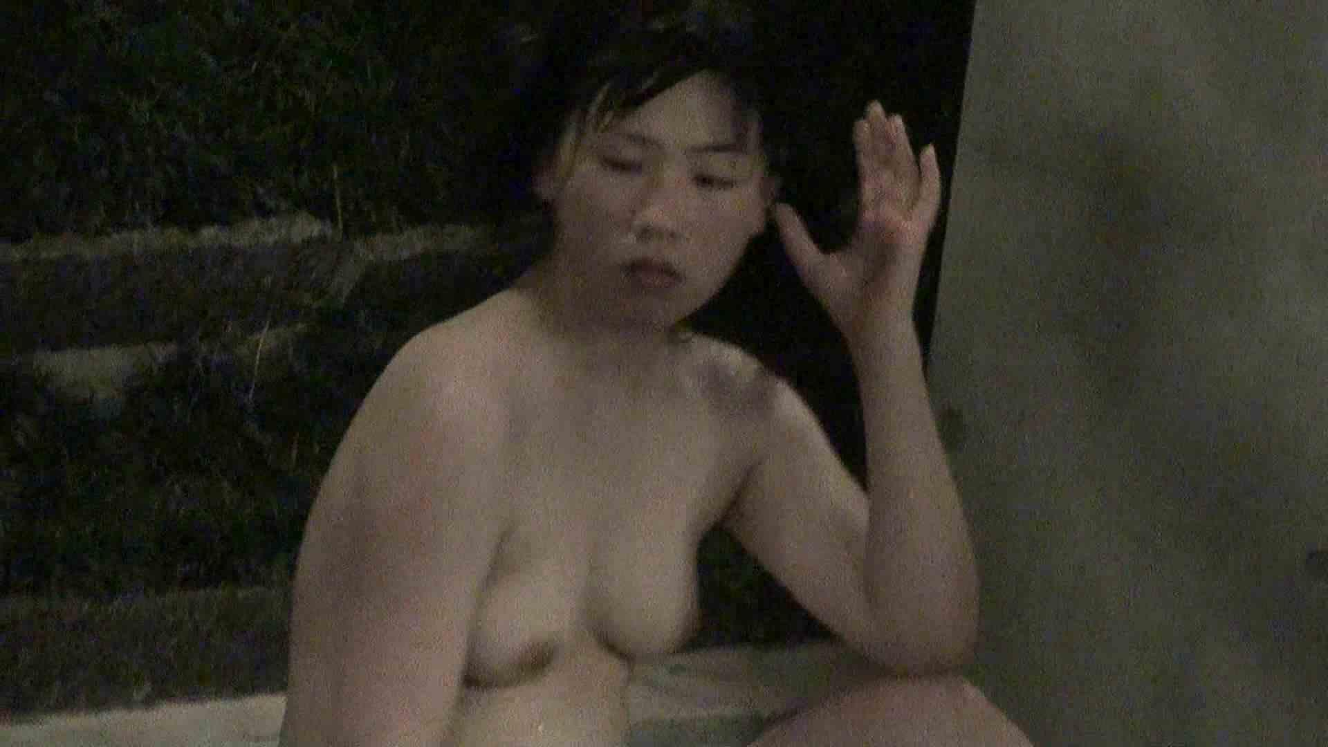 Aquaな露天風呂Vol.332 露天風呂突入  91pic 24