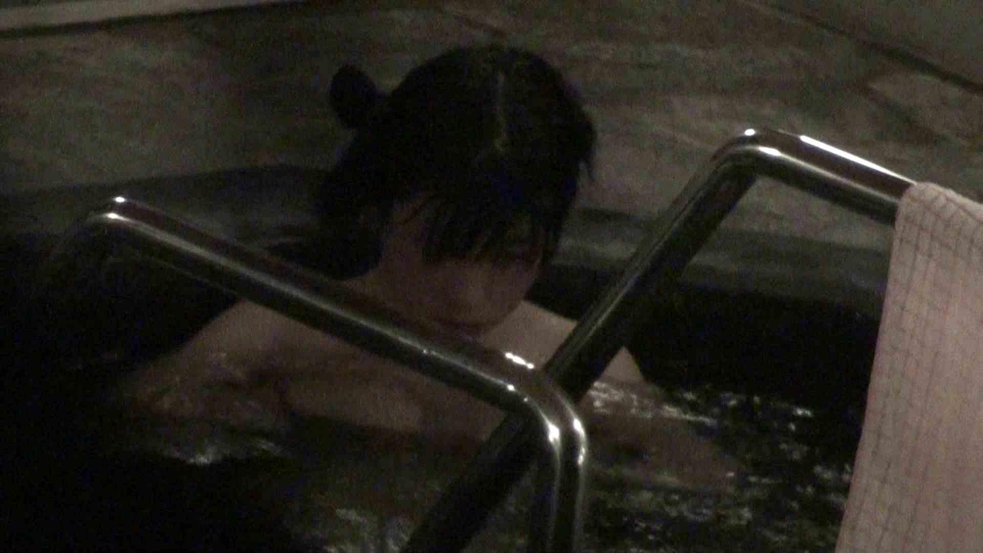 Aquaな露天風呂Vol.332 露天風呂突入  91pic 84