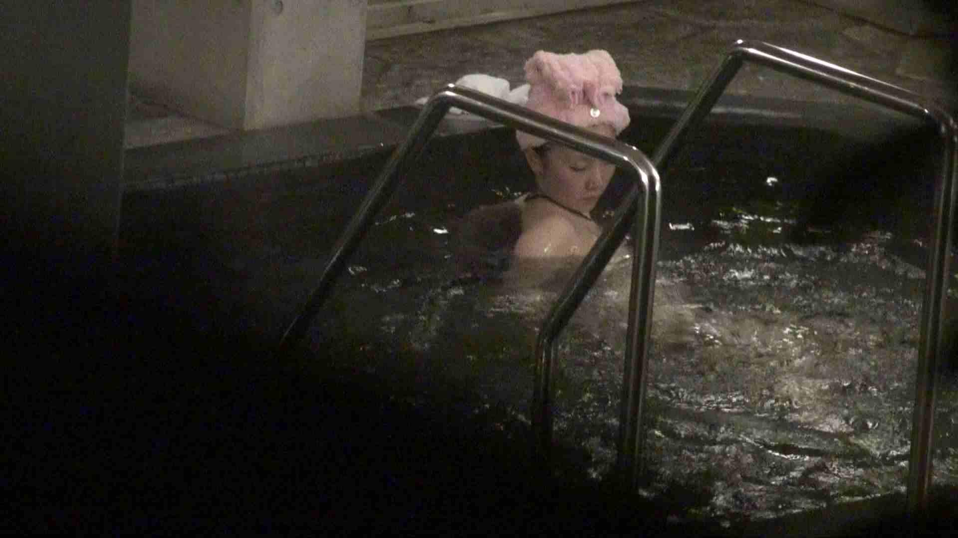 Aquaな露天風呂Vol.347 露天風呂突入 | 美しいOLの裸体  99pic 70