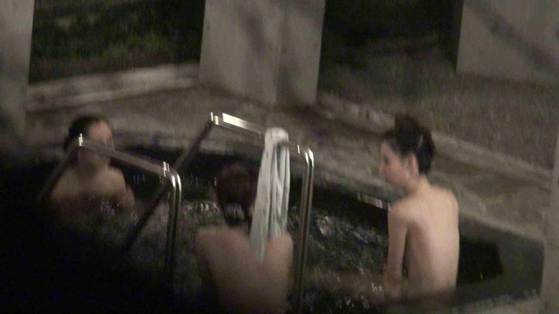 Aquaな露天風呂Vol.359 盗撮師作品   露天風呂突入  94pic 61