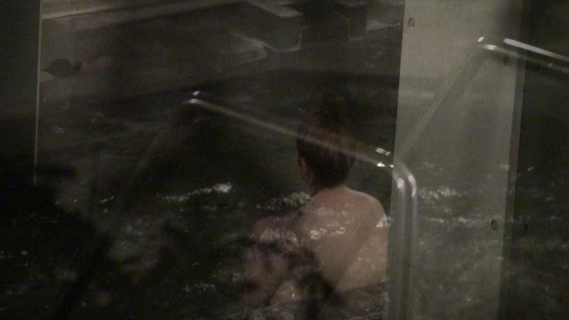 Aquaな露天風呂Vol.377 露天風呂突入  105pic 15