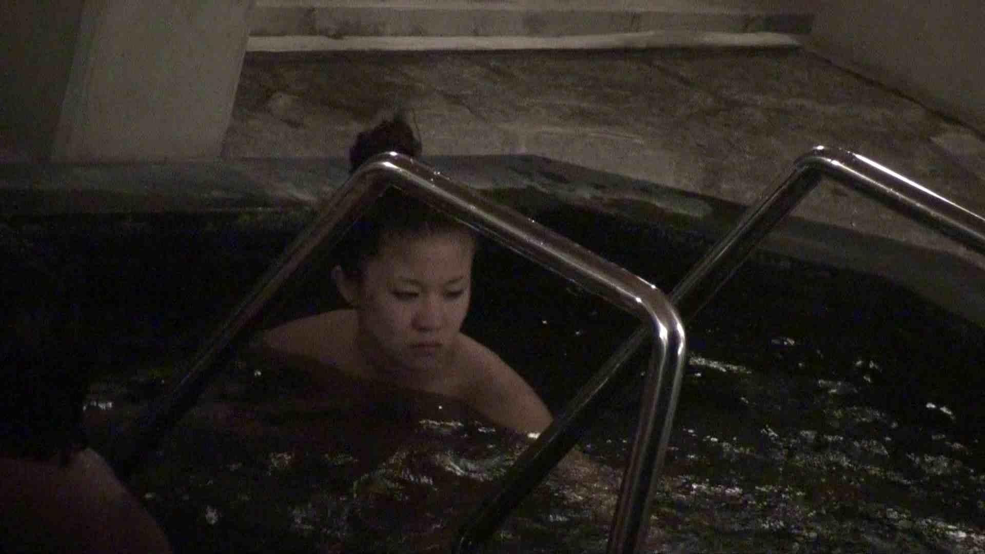 Aquaな露天風呂Vol.378 露天風呂突入  96pic 48