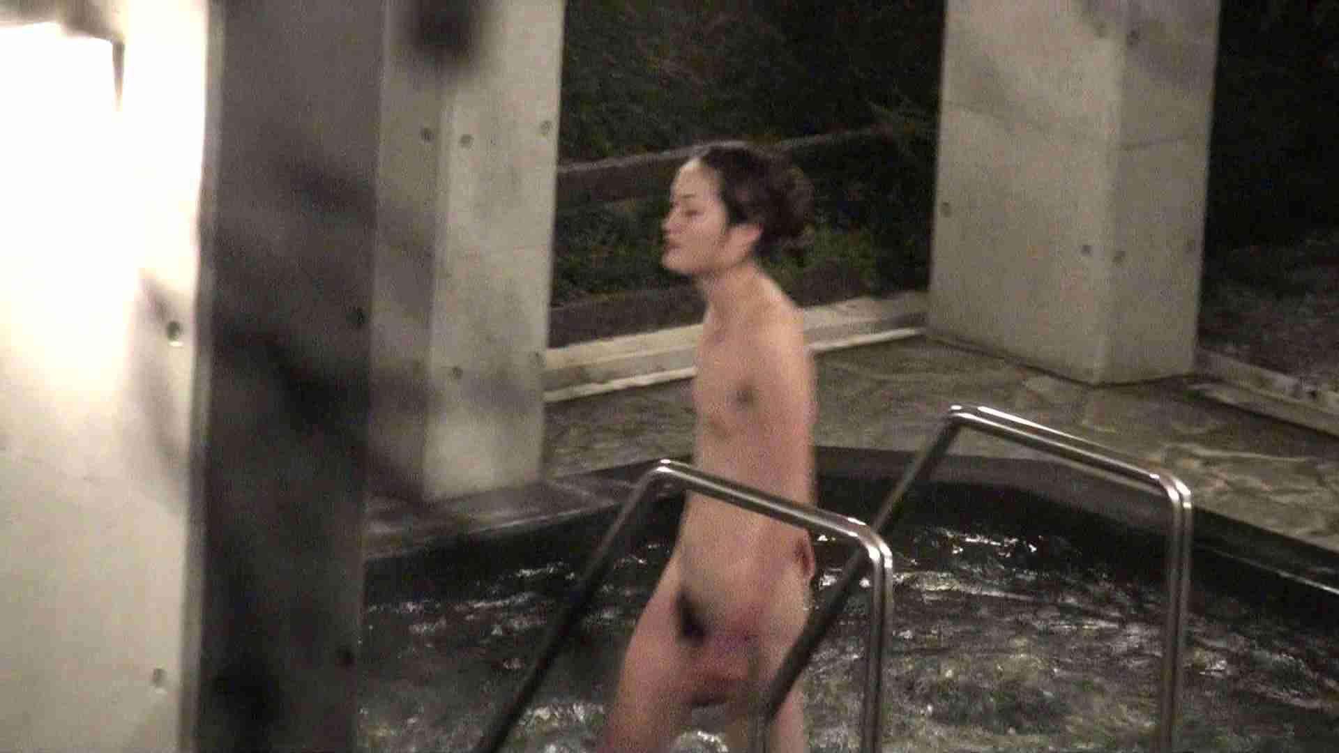 Aquaな露天風呂Vol.390 露天風呂突入   美しいOLの裸体  85pic 34
