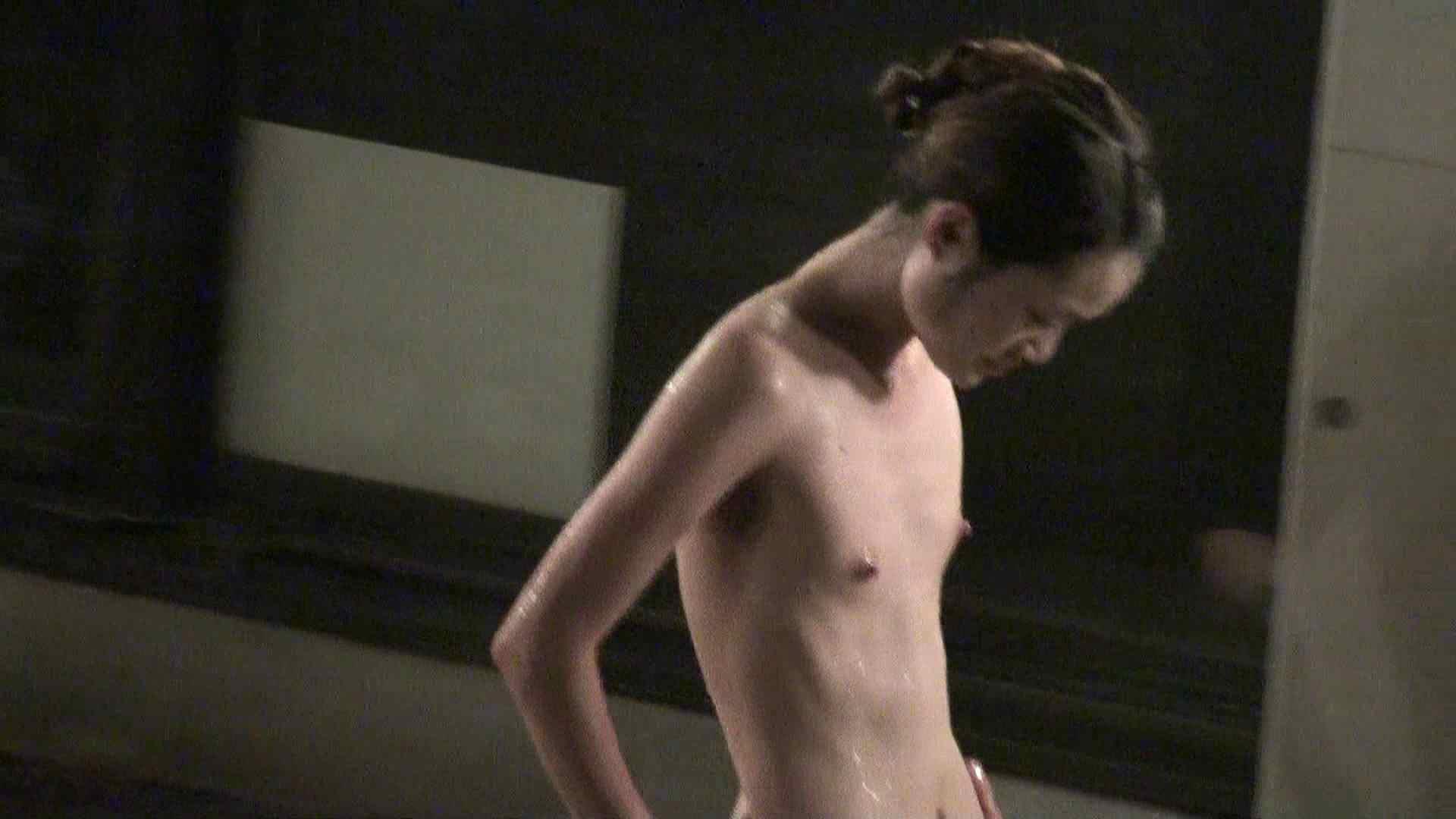 Aquaな露天風呂Vol.390 露天風呂突入   美しいOLの裸体  85pic 70