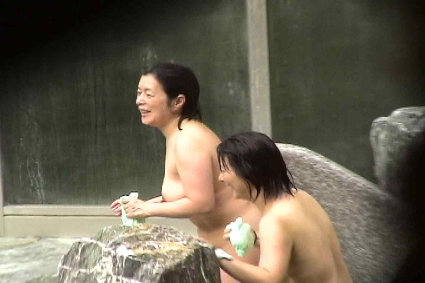 Aquaな露天風呂Vol.456 盗撮師作品  88pic 33