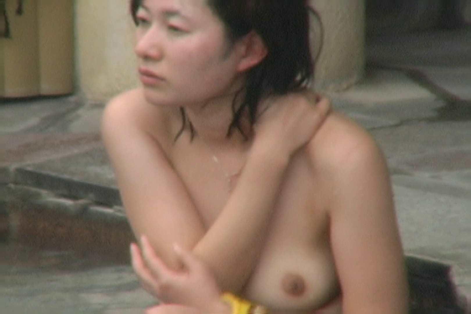 Aquaな露天風呂Vol.549 露天風呂突入  93pic 84
