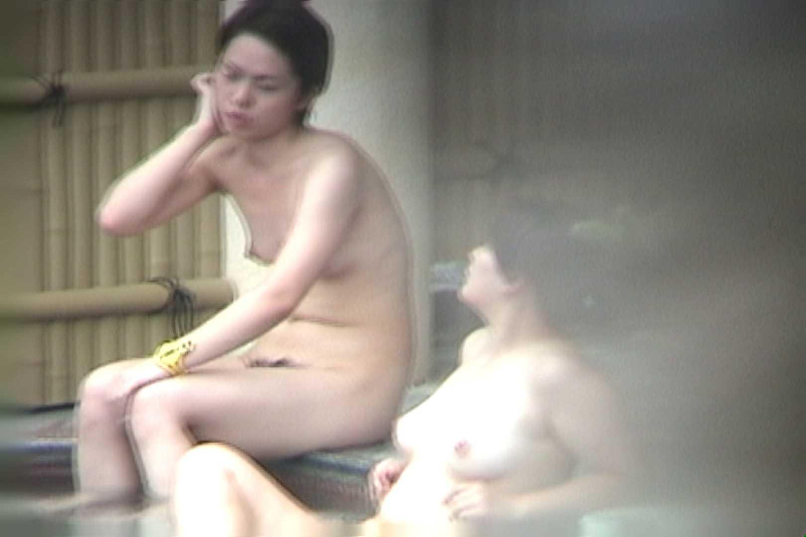 Aquaな露天風呂Vol.558 盗撮師作品   露天風呂突入  86pic 67