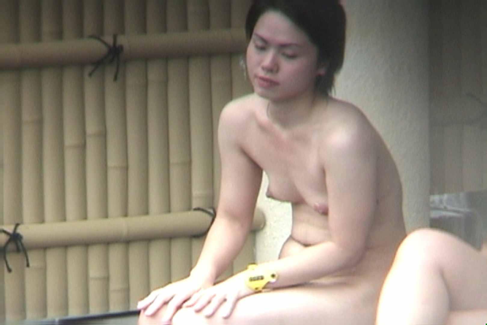 Aquaな露天風呂Vol.558 盗撮師作品   露天風呂突入  86pic 79