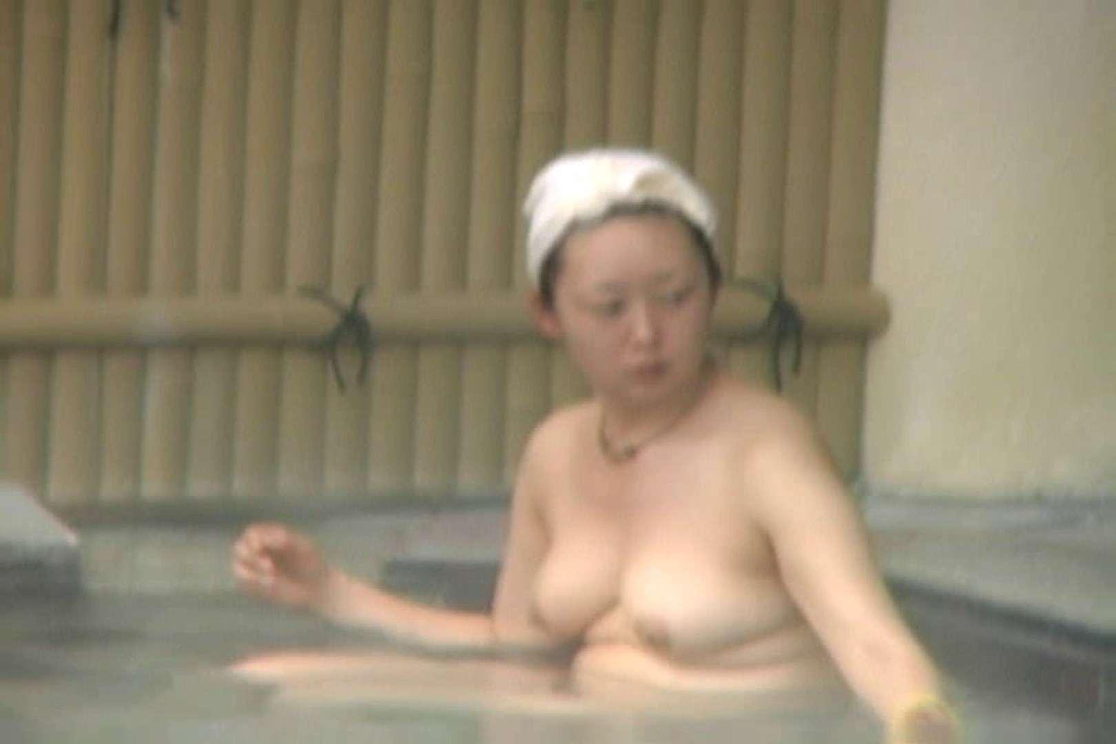 Aquaな露天風呂Vol.564 露天風呂突入 おまんこ動画流出 100pic 74