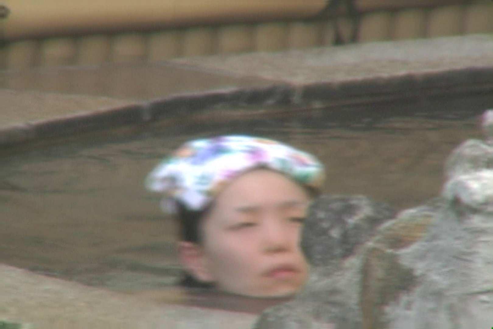 Aquaな露天風呂Vol.577 露天風呂突入  101pic 69