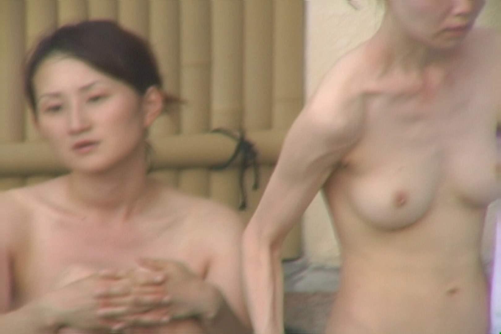Aquaな露天風呂Vol.577 露天風呂突入   盗撮師作品  101pic 94